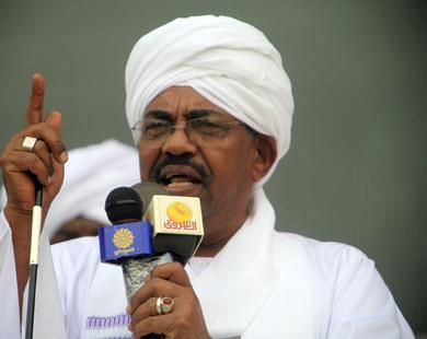 البشير: السودان لن يتعرض لعقوبات جديدة بفضل تعهدات روسية