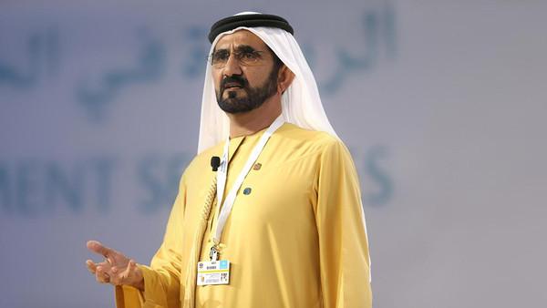 """""""محمد بن راشد"""" يشتري مهرا بريطانيا أصيلا بمبلغ 2.6 مليون يورو"""