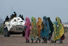 """نازحو معسكر """"زمزم"""" بشمال دارفور يشكون من تدهور في التعليم"""