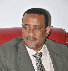 إبراهيم محمود يبحث مع الرئيس التشادي الأوضاع الأمنية في كل من السودان وتشاد وليبيا