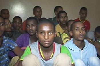 السودان يدعو البرلمان الدولي للتوعية بمخاطر الاتجار بالبشر