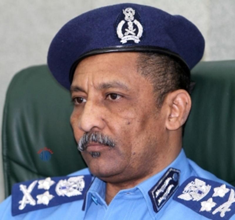 الشرطة: المتورطون في حاوية المخدرات أجانب
