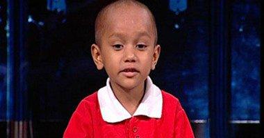 """إطلاق لقب """"جوجل"""" على طفل هندى الأذكى فى العالم"""