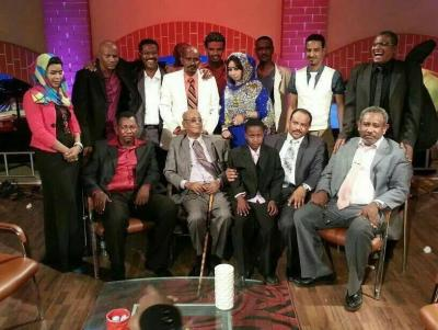 طه سليمان يقتحم اجتماع أسرة برنامج أغاني و أغاني