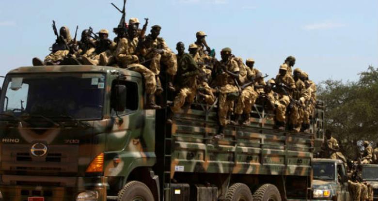 العدل: «الدعم السريع» قوات طوعية احتياطية