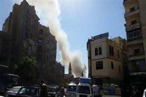 حريق القاهرة 2