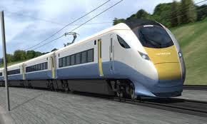 رقم قياسي جديد في سرعة القطارات