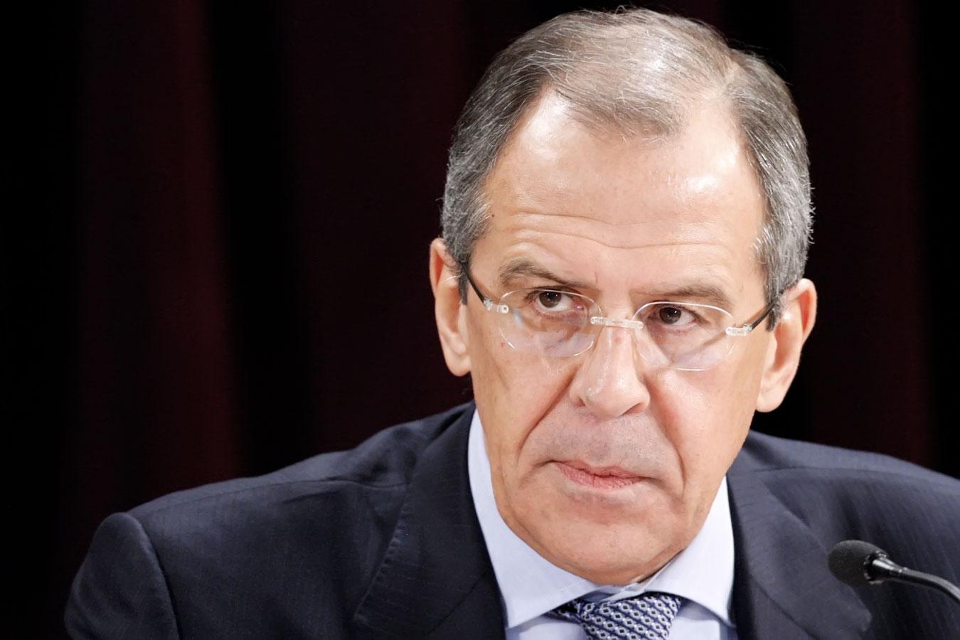 """لافروف: نسلح سوريا لقتال """"داعش"""""""