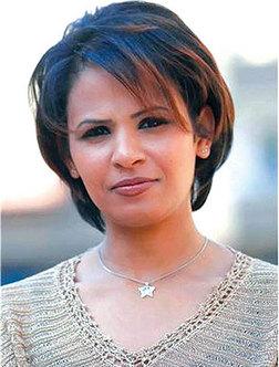 نانسي عجاج: الغناء السوداني يعبر عني