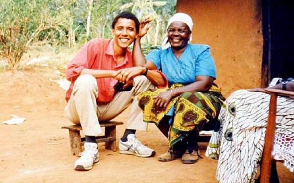 أوباما ساخراً: سبب زيارتي لكينيا ليس البحث عن شهادة ميلادي