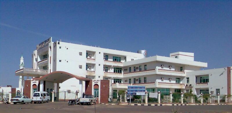 آيلا يتعهد بتأهيل مستشفى المناقل بمواصفات عالمية