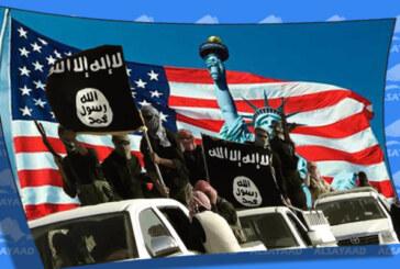 أميركا وحلفاؤها يشنون 26 غارة على داعش