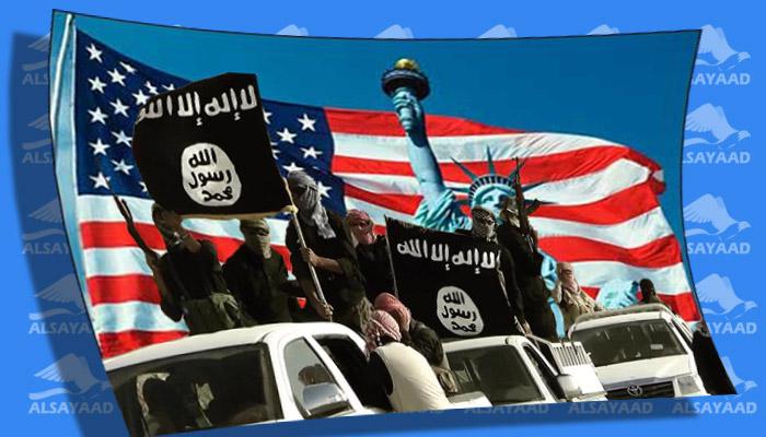 """بالصورة :طائرة أميركية قتلت """"عقل داعش الإلكتروني"""" في سوريا"""