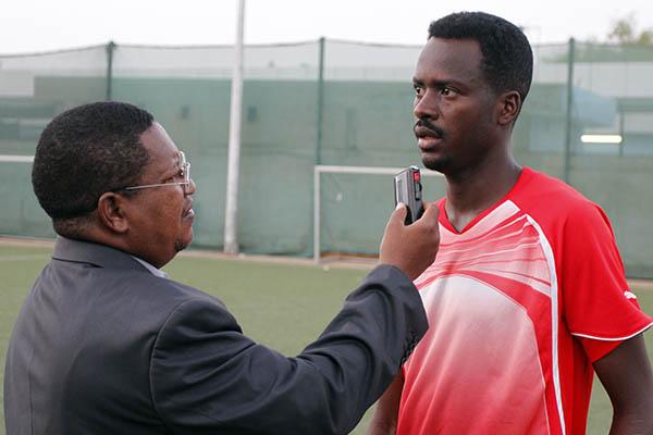 غضب في بعثة السودان لمغادرة مهند الطاهر معسكر المنتخب الوطني من دون إذن