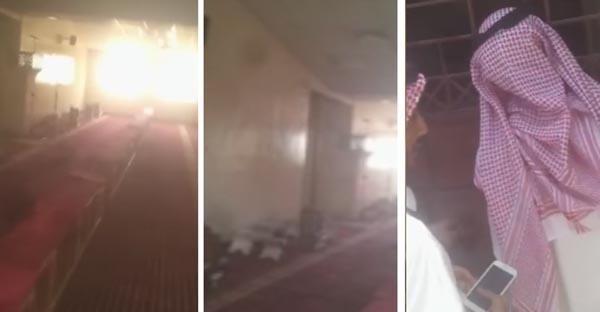 بالفيديو: أصوات جن يصلون داخل مسجد مهجور بقرية بسيطا!