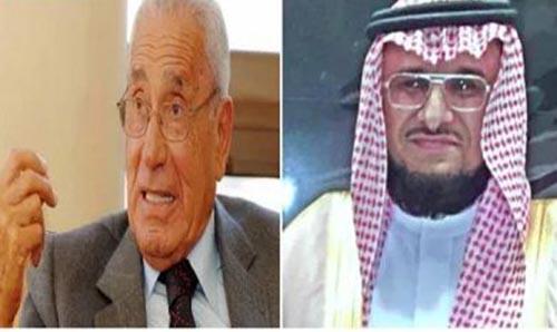 بالصور.. أمير سعودي يهين محمد حسنين هيكل: حِذاء إمامنا سلمان أشرف وأكرم من تاريخك كله