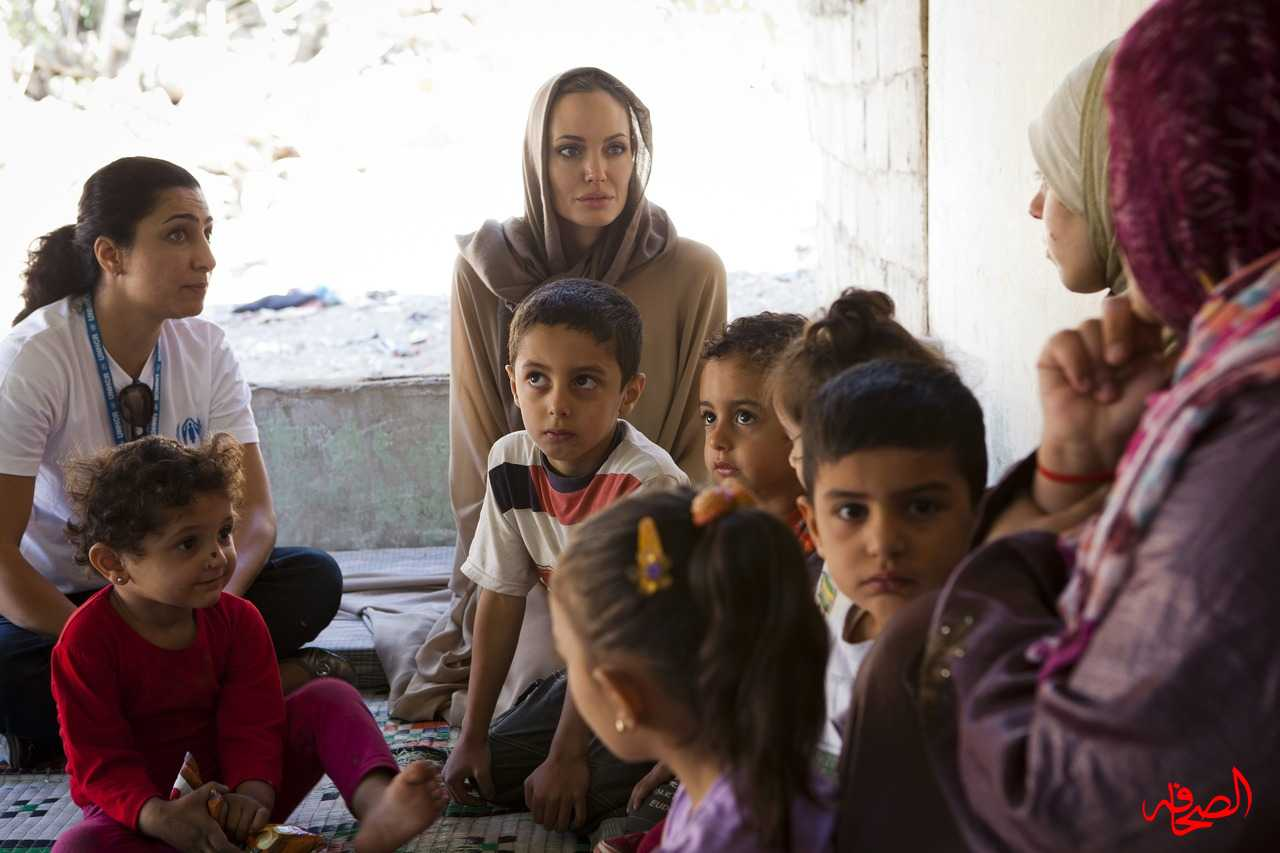 حوالي ألف لاجئ سوري يصلون السودان شهرياً