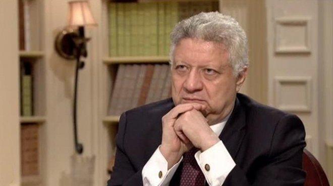 """مرتضى منصور عن """"انتصار"""": """"عندها 65 سنة وبتتكلم عن الجنس لأنها بائسة مطلقة"""""""