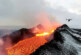 بالفيديو: مشهد مخيف من السماء لحمم بركانية بآيسلندا