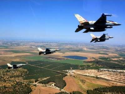 مصر تتسلّم 4 مقاتلات أميركية من طراز أف16