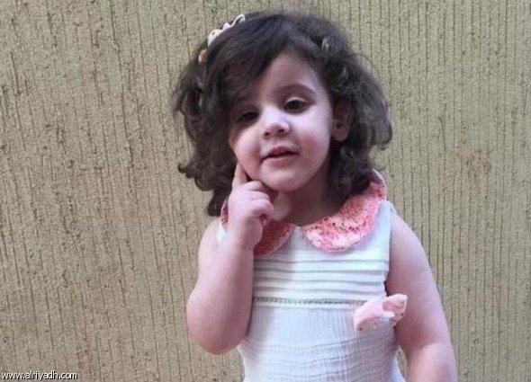 مليون ريال لمن يجد الطفلة المختطفة من مستوصف بالرياض