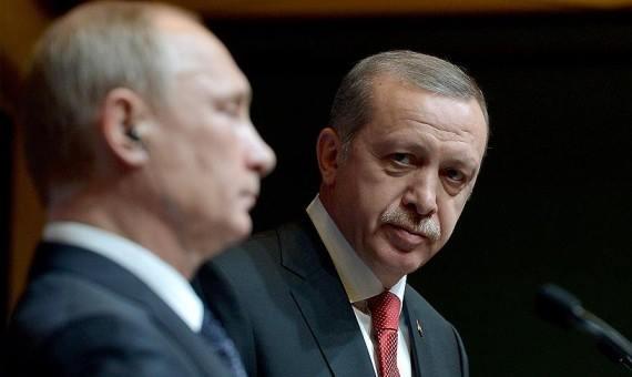 بوتين: تركيا ستندم على إسقاط الطائرة.. وأوغلو: روسيا تستحضر آلة الدعاية السوفييتية الكاذبة