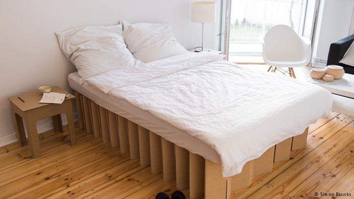 سرير يبتلع النائمين من أجل إنقاذهم