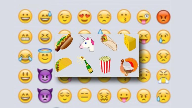 مجموعة جديدة من الوجوه التعبيرية Emoji قادمة إلى أندرويد