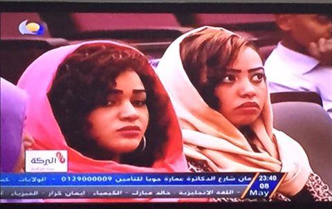 من الذي يمرر حماقة خالد ساتي بقناة النيل الأزرق !!