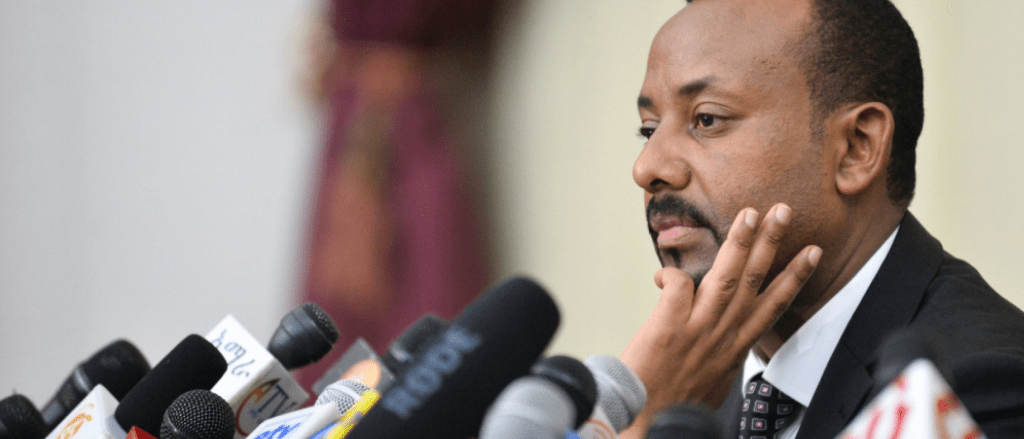 Ethiopian Prime Minister Dr. Abiy Ahmed [Photo via Getty Images]
