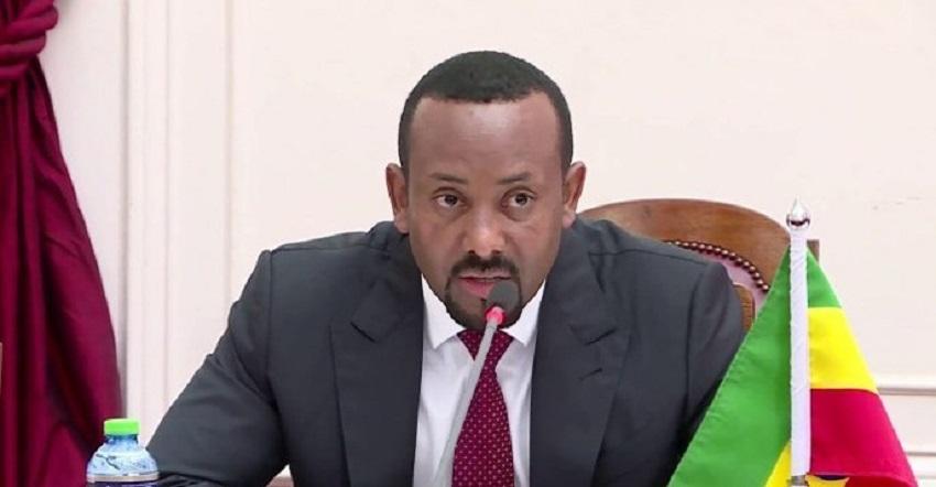 Ethiopian Prime Minister Abiy Ahmed [Photo via SEE]