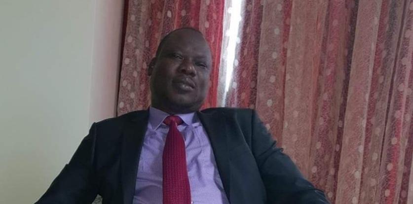 Deputy mayor of Juba city Thiik Thiik Mayardit [Photo via Facebook]