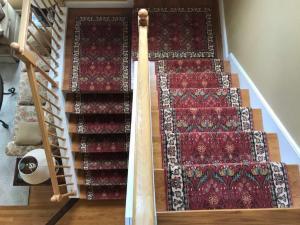 William Morris Style Stair Runner