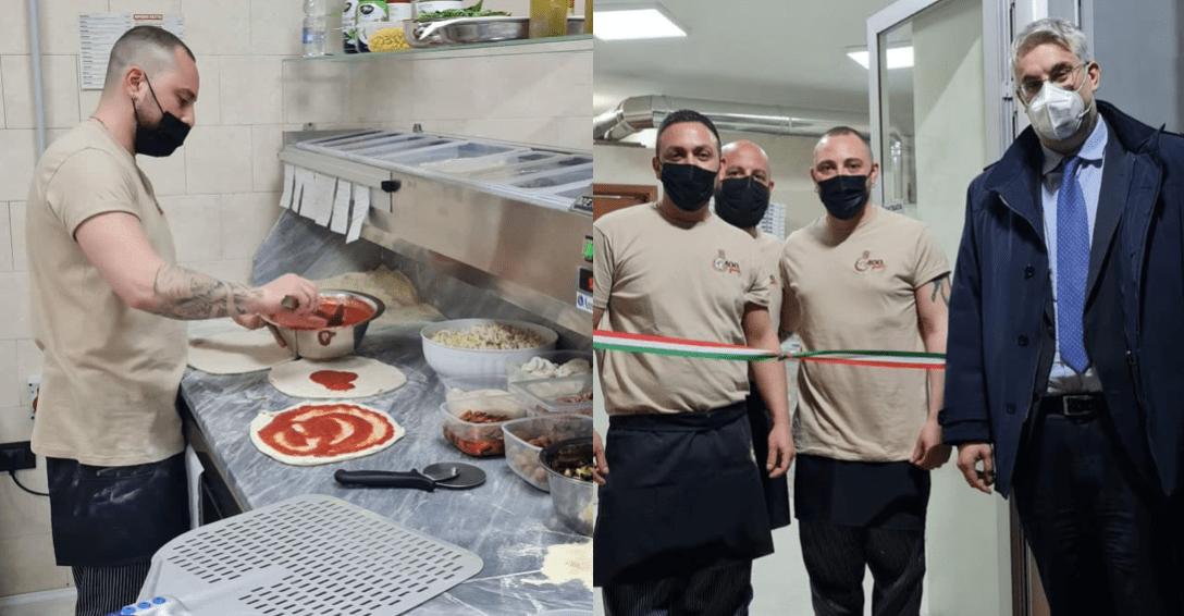 Il coraggio di investire: Arturo Narangio apre la sua pizzeria nel primo giorno di Zona Rossa in Campania