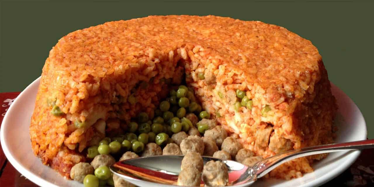 Sartù di riso, la ricetta originale della tradizione napoletana