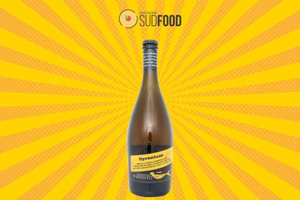 Syrentum Birra Chiara – Birrificio Sorrento