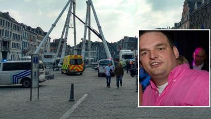 Drame ce mardi après-midi sur la Grand-Place de Mons: le forain Denis Delforge décède en démontant la grande roue (photo + vidéos)