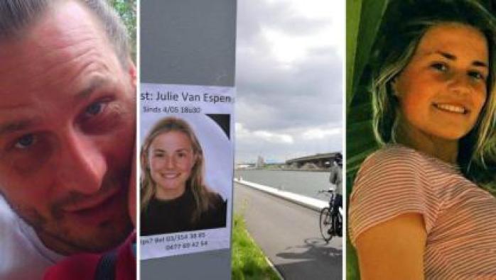 Steve Bakelmans, le tueur de Julie Van Espen, a tout avoué: il a tenté de violer la jeune femme et l'a étranglée à l'aide d'un fil électrique