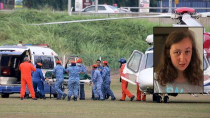 Malaisie: le corps retrouvé est bien celui de Nora, la jeune Franco-irlandaise de 15 ans