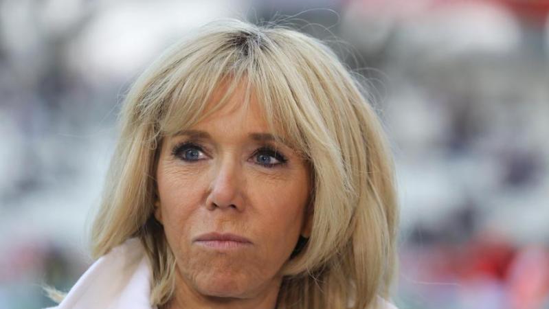 Gilets jaunes: Brigitte Macron appelle à «l'arrêt de la violence»