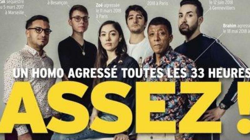 Une sextape déclenche une vague de haine homophobe sur Twitter en France: un des deux hommes a dû fuir le pays!