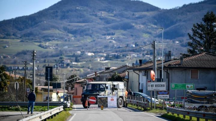 Coronavirus: plus de 40% des personnes infectées d'une ville italienne n'avaient pas de symptôme