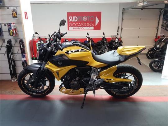 Yamaha MT-07 ABS - 1