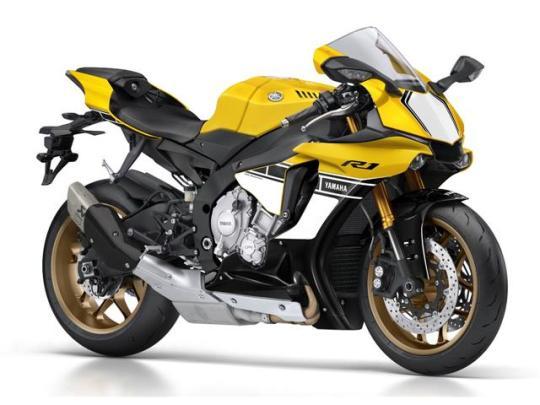 Yamaha YZF - R 1 106 ch - 0