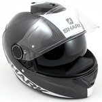 Casque moto et scooter Shark Spartan Carbon
