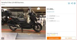 Xmax125business
