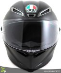Casque moto racing en carbone AGV Pista GP R