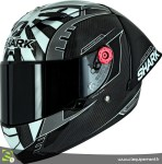 Casque moto racing à aileron Shark Race-R Pro GP