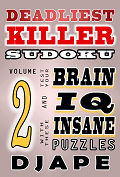 Deadliest Killer Sudoku volume 2