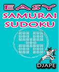 Easy Samurai Sudoku book
